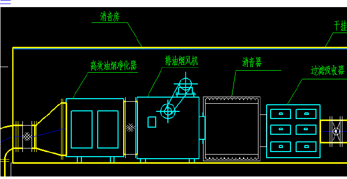 提出了厨房理论排烟风量的计算方法以及集气罩